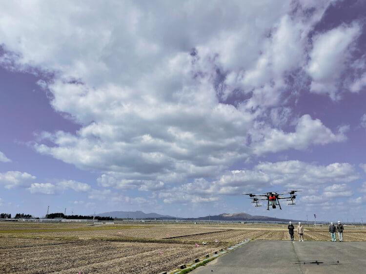 DRONE TRINITY JAPAN